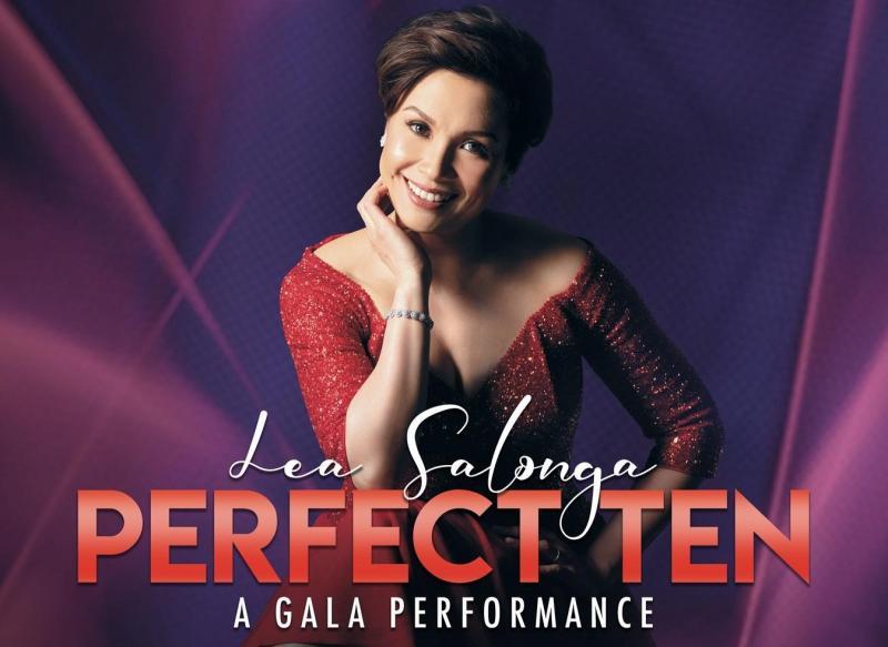 Video: Lea Salonga Meets the Press, Sings 'The Human Heart' for Resorts World Manila's 10th-Anniversary Concert, Aug. 30-31