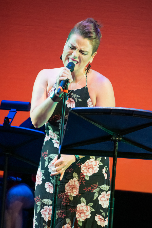 Photo Flash: Teal Wicks, Bonnie Milligan & More Sing in NYMF's INTERSECTING CHORDS