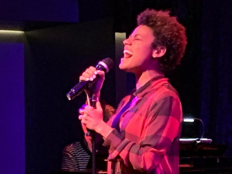 BWW Interview: Susie Mosher Wants You to Take Your Tuesdays to THE LINE UP!