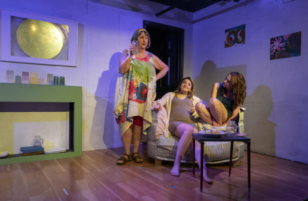 Photo Flash: The Shrill Collective Presents A PERIOD PIECE