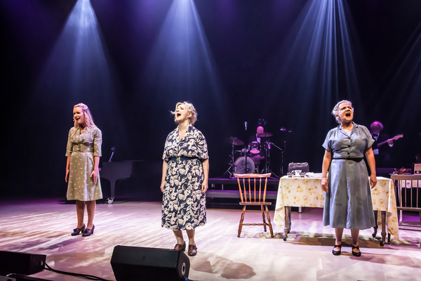 Laura Larson, Judy Marshak, Charlotte Moore.   COULD I HAVE THIS DANCE? - A new music Photo