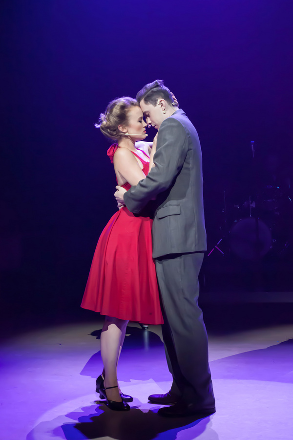 Ellen Denny, Andrew MacNaughton  COULD I HAVE THIS DANCE? - A new musical featuring t Photo