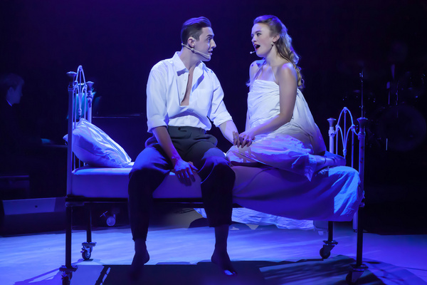 Andrew MacNaughton, Ellen Denny.   COULD I HAVE THIS DANCE? - A new musical featuring Photo