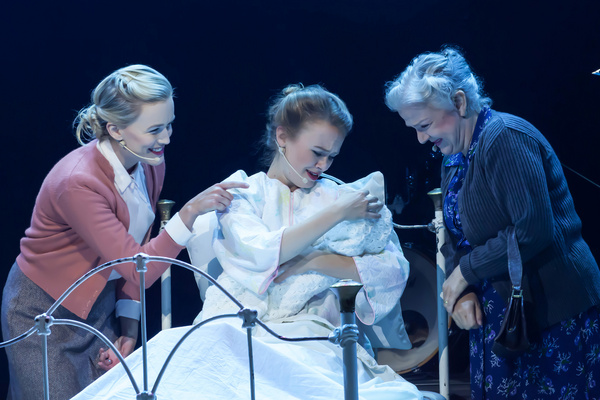 Laura Larson, Ellen Denny, Charlotte Moore   COULD I HAVE THIS DANCE? - A new musical Photo