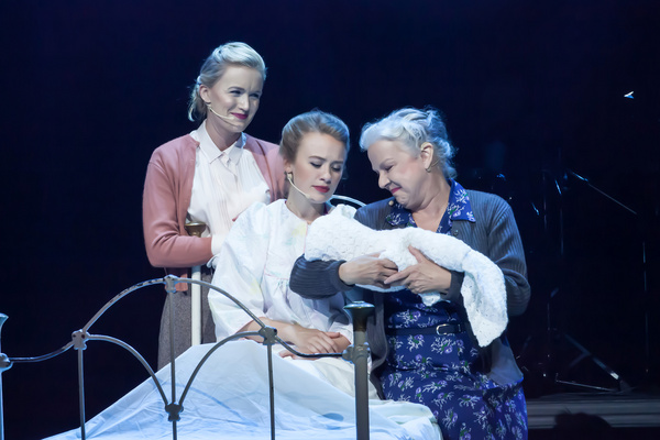 Laura Larson, Ellen Denny, Charlotte Moore  COULD I HAVE THIS DANCE? - A new musical featuring the hits of Anne Murray.
