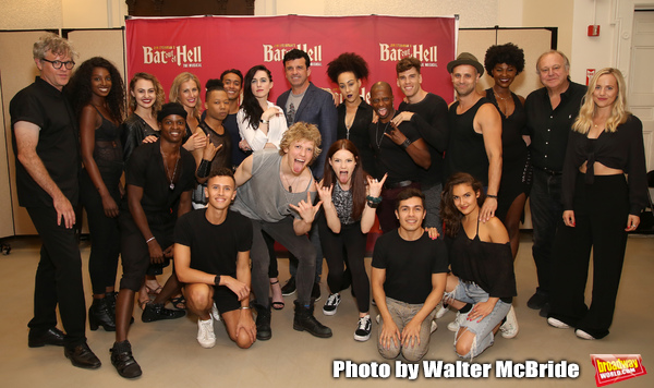 Andre Polec, Christina Bennington, Bradley Dean, Lena Hall, Avoince Hoyles, Danielle  Photo