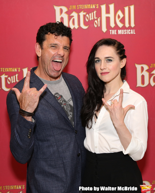 Bradley Dean and Lena Hall  Photo