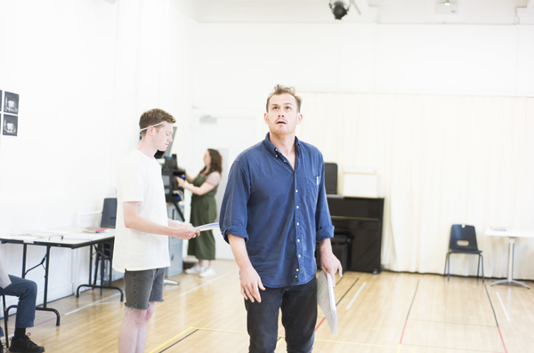 Photo Flash: Inside Rehearsal For THE NIGHT WATCH at Devonshire Park Theatre, Eastbourne