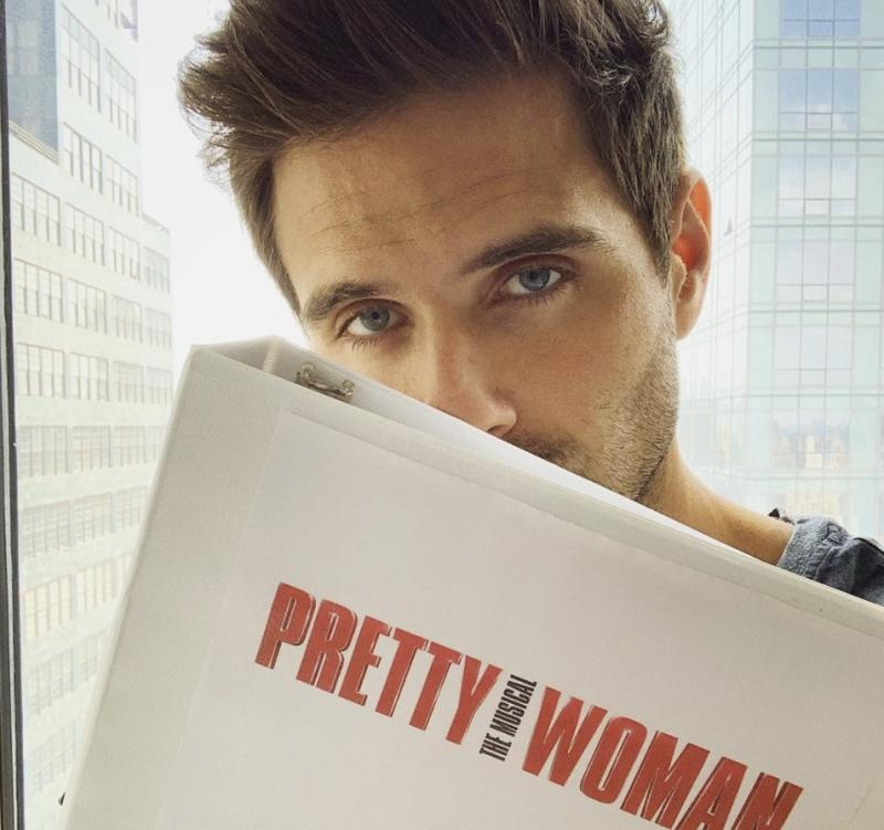 BWW Interview: Brennin Hunt Finds Freedom as the New Leading Man of PRETTY WOMAN