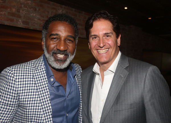 Norm Lewis and Nick Scandalios