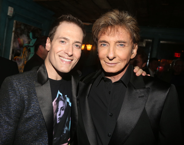Randy Rainbow and Barry Manilow