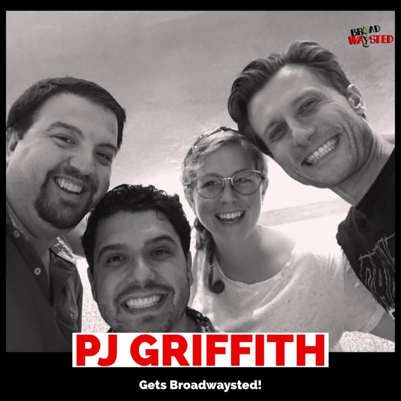 The 'Broadwaysted' Podcast Welcomes ROCK OF AGES Star P.J. Griffith