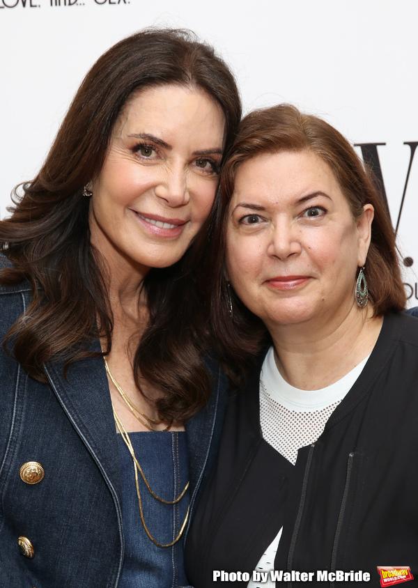 Lois Robbins and director Karen Carpenter
