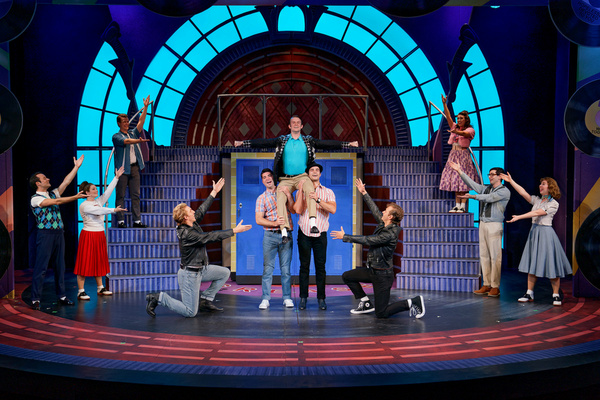 Photo Flash: GREASE Is The Word At STAGES St. Louis!