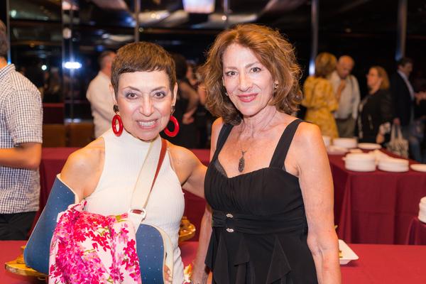 Sherry Eaker and Lori Wilner