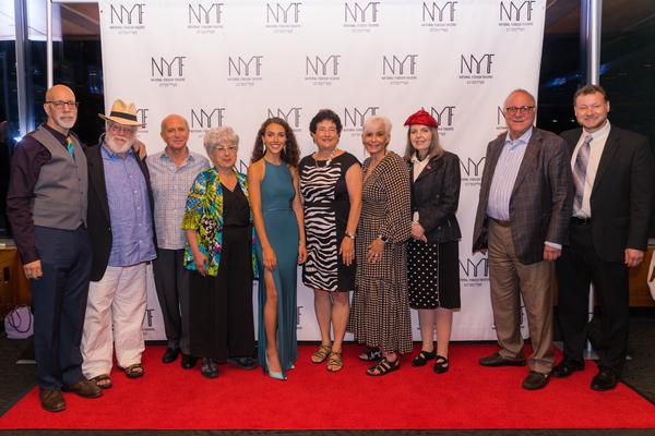 David Schechter, Zalmen Mlotek, Thomas Blumberg, Jeanette Friedman, Lexi Rabadi, Dr.  Photo