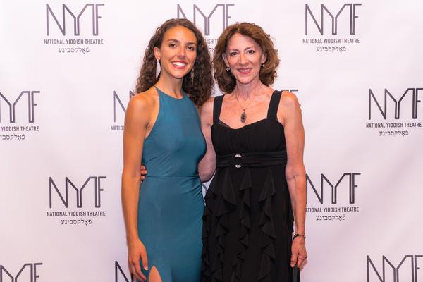 Lexi Rabadi and Lori Wilner