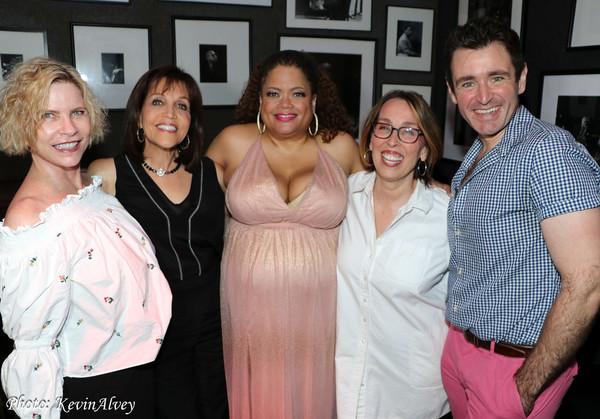 Joan Ryan, Natalie Douglas, Susie Mosher, Sean Patrick Murtagh