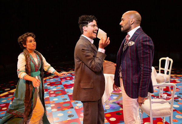 Photo Flash: First Look At THE UNDERPANTS At The San Diego Old Globe