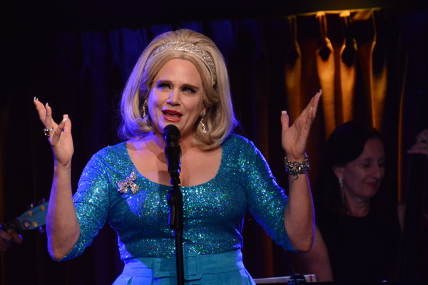 Photos: Cady Huffman in MISS PEGGY LEE: IN HER OWN WORDS AND MUSIC at The Green Room 42