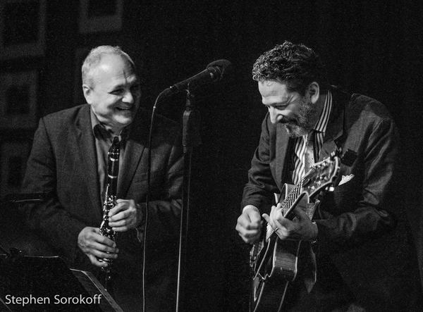 Ken Peplowski & John Pizzarelli Photo