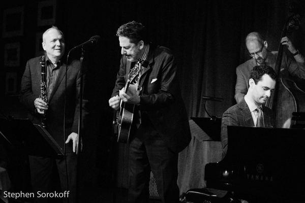 Ken Peplowski, John Pizzarelli, Mike Karn, Konrad Paszkudzki Photo