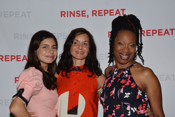 Photo Coverage: RINSE AND REPEAT Celebrates Opening Night Off-Broadway