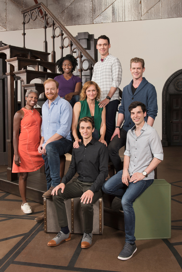 Folami Williams, John Skelley, Lucas Hall, Yanna McIntosh, David Abeles, Angela Reed, Photo