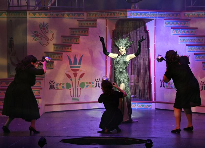 BWW Review: Lazzaro and Donegan Lead Dazzling JOSEPH... Revival at Cumberland County Playhouse