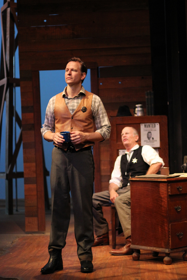 Photo Flash: The Shakespeare Theatre of New Jersey Presents THE RAINMAKER