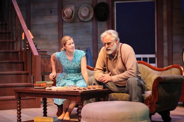 Monette Magrath as Lizzie Curry, Mark Elliot Wilson