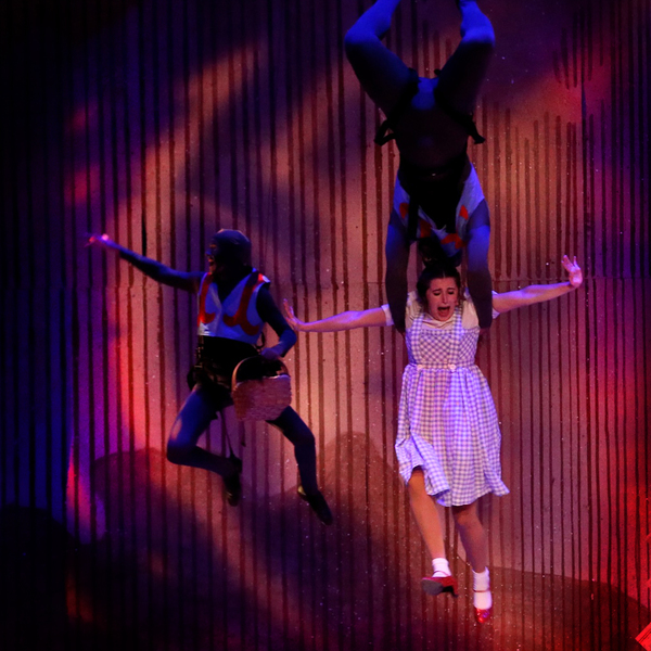 Photo Flash: THE WIZARD OF OZ At Theatre In The Park