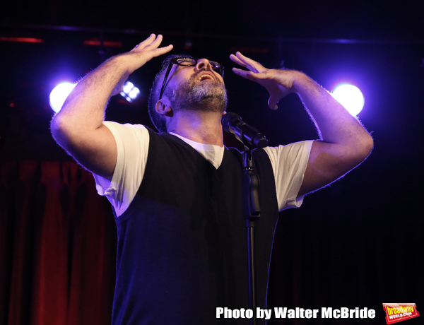 Photo Coverage: Ben Rimalower Brings PATTI ISSUES Back to The Green Room 42