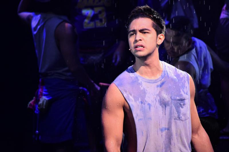 Photo Coverage: Derrick Monasterio, Jenine Desiderio Make Their RAK OF AEGIS Debut!