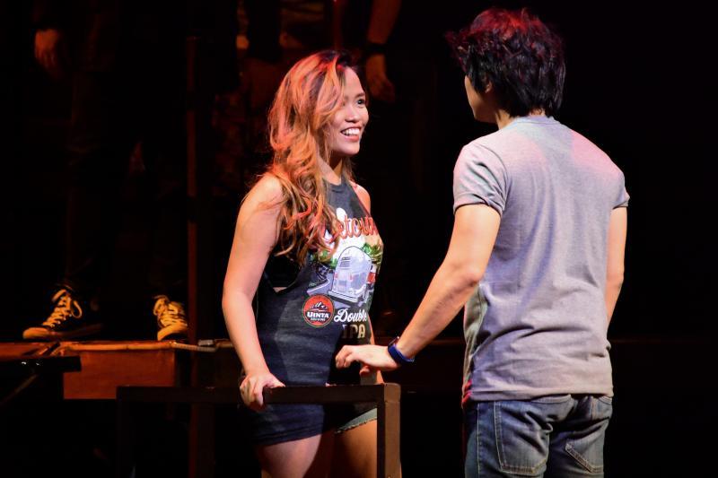 Photos: Derrick Monasterio, Jenine Desiderio Make Their RAK OF AEGIS Debut!