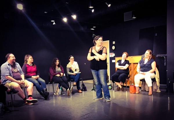 Photos: Turn To Flesh Productions Creates 'New Shakespeare Plays' For Womxn and Underrepresented Artists In Classical Theatre