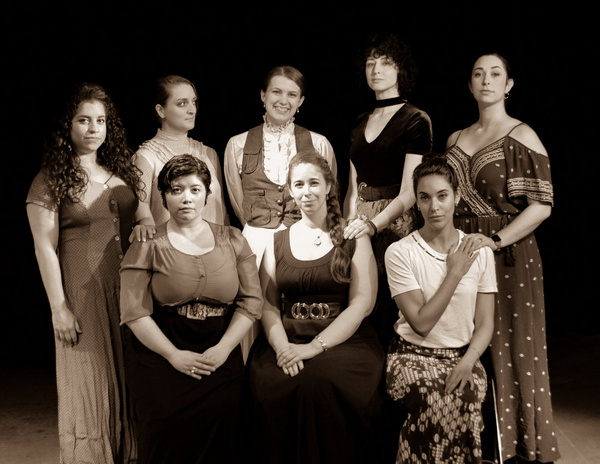 Photo Flash: Turn To Flesh Productions Creates 'New Shakespeare Plays' For Womxn and Underrepresented Artists In Classical Theatre