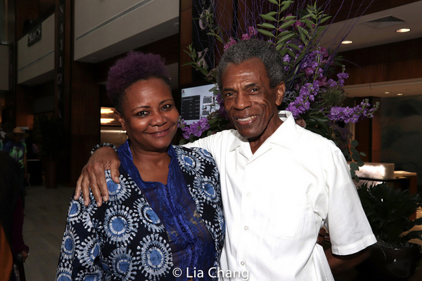 Photo Flash: Andre De Shields 'Lifts Every Voice' At The National Black Theatre Festival Kick Off