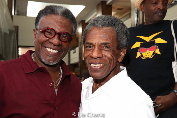 Keith David and Andre De Shields Photo