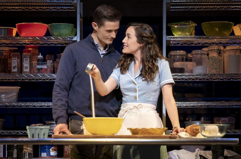 BWW Interview: Alison Luff is Opening Up About Her Sweet, New Gig as the Leading Lady of WAITRESS!