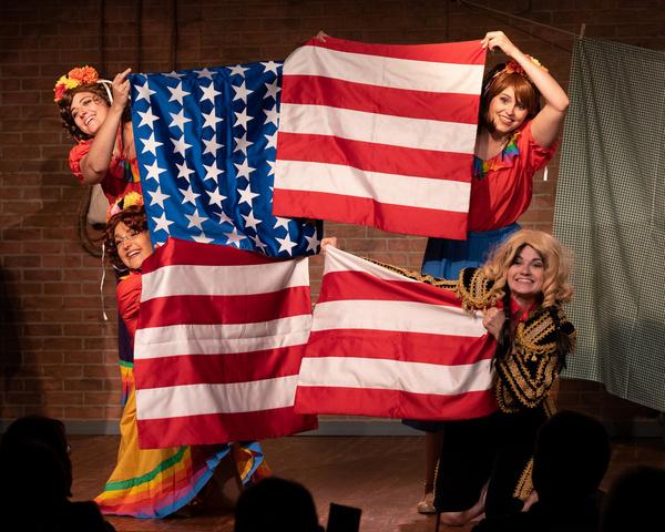 Katie Kirtland, Jennifer Del Sole, Voni Kengla and Dana Rudansky Photo