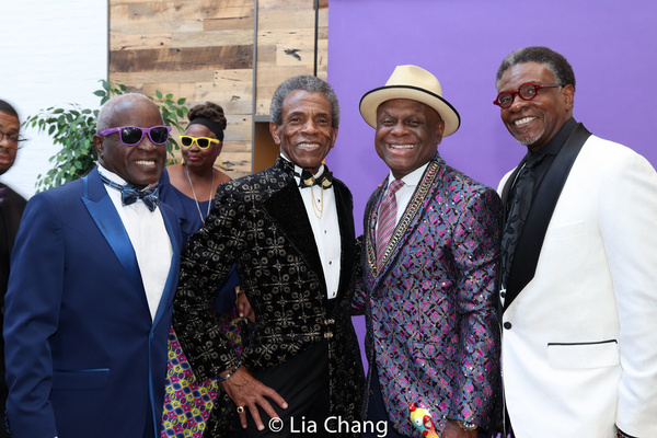 Art Evans, Andre De Shields, Michael Colyar and Keith David