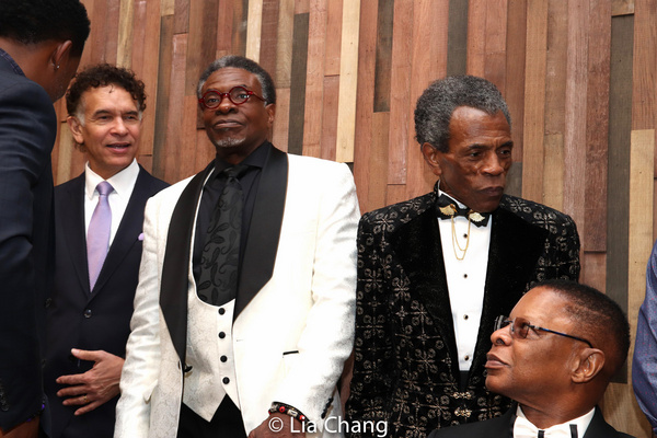 Brian Stokes Mitchell, Keith David, Andre De Shields, Stephen C. Byrd