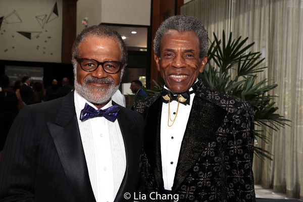 Ted Lange and Andre De Shields