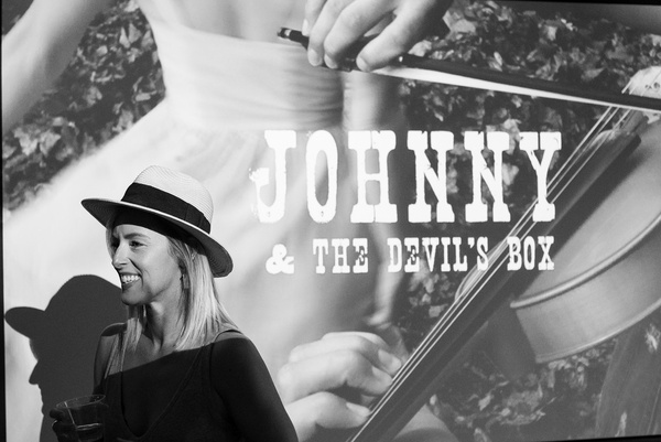 Photo Flash: 'Johnny's Best' Music Video From JOHNNY & The DEVIL'S BOX Goes Live!