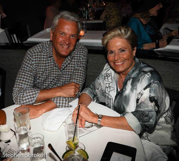 Richard Hillman & Lorna Dallas
