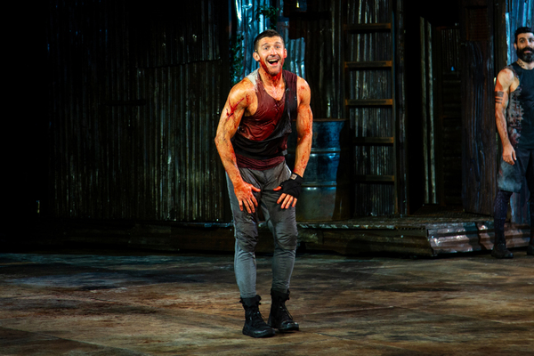 Photo Coverage: CORIOLANUS Takes Opening Night Bows in Central Park!