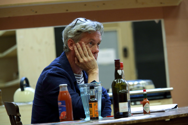 Photos: In Rehearsal with the National's HANSARD