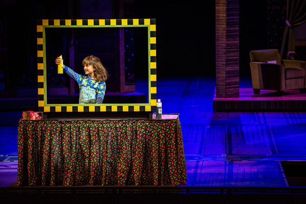Photo Flash: The Muny's MATILDA Doesn't Let Little Stop Them