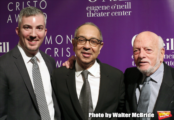 Preston Whiteway, George C. Wolfe and Hal Prince attends the 16th Annual Monte Cristo Photo